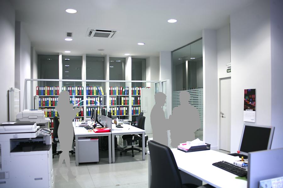 Foto oficina principal